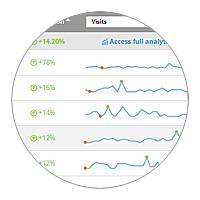 SeoSamba all-in-one analytics