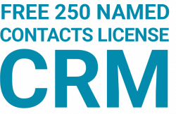 Free 250 named contacts licence