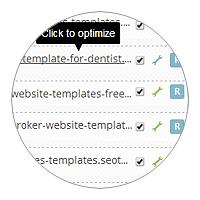 Multi-sites SEO automation
