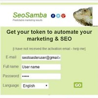 SeoSamba token