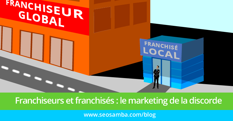 Franchiseurs et franchisés : le marketing de la discorde