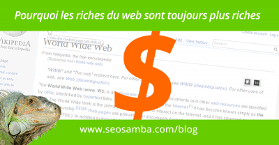 Pourquoi les riches du web sont toujours plus riches
