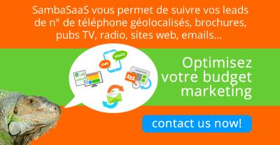 SeoSamba, suivi de leads et marketing automatisé pour les PMEs